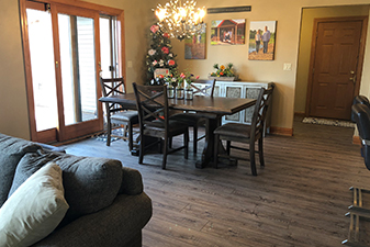 Hardwood Projects by Professional Floor Covering Inc. - An Abbey Design Center - Beaver Dam, Wisconsin