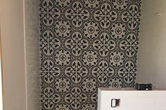 Tile Projects by Professional Floor Covering Inc. - An Abbey Design Center - Beaver Dam, Wisconsin